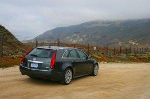 CTS-V Wagon