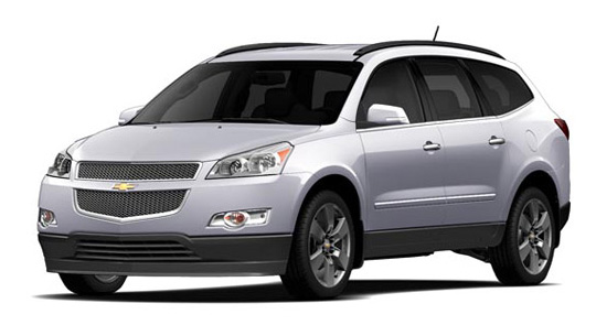 2011 chevy traverse review by rapid chevrolet. Black Bedroom Furniture Sets. Home Design Ideas