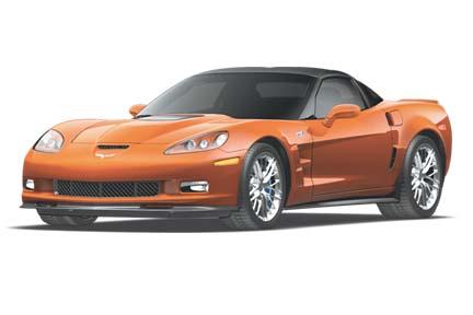 2011 Corvette ZR1