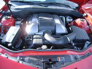 2012 camaro v8 engine